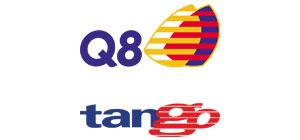 Q8 Tango Slider Logo